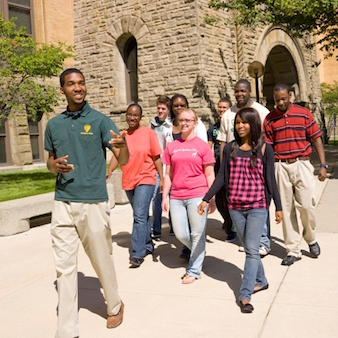 In-depth & interactive college tours
